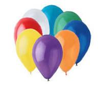 Воздушный шар GEMAR пастель ассорти 12 (30 см)