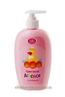 Крем-мыло детское с календулой IriS