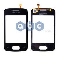 Сенсор Samsung Galaxy Y Duos S6102 черный