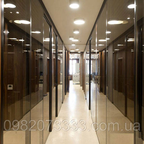 Солнцезащитная тонировка пластиковых окон, стеклопакетов, фасадов, балконов Armolan НP Solar Bronze 50