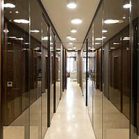 Солнцезащитная тонировка пластиковых окон, стеклопакетов, фасадов, балконов Armolan НP Solar Bronze 50, фото 1