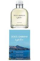 Мужская туалетная вода DOLCE GABBANA Light Blue Discover