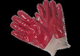 Перчатки БМС  красные 1й  сорт