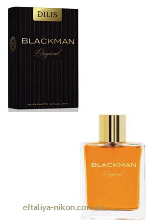 Мужская туалетная вода DILIS LA VIE Blackman Originai