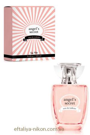 Жіноча туалетна вода DILIS LA VIE angel's Secret