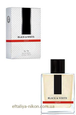 Мужская туалетная вода DILIS LA VIE Black & White