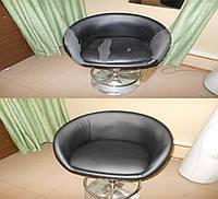 Перетяжка мебели для салонов красоты