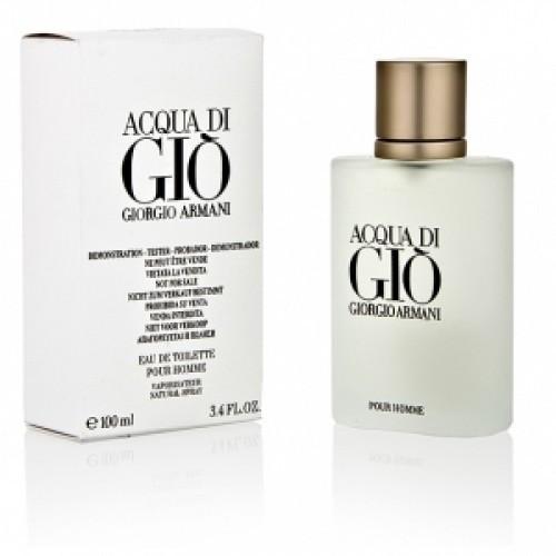 Giorgio Armani Acqua Di Gio Pour Homme туалетная вода 100 ml. (Тестер Армани Аква ди Джио Пур Хом)
