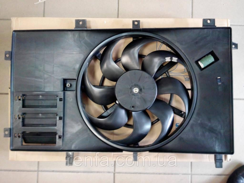 Вентилятор радіатора в зборі MG350