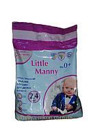 Стиральный порошок Little Manny для стирки детского белья МАРОТЕХ