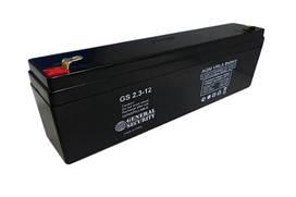 Герметичный свинцово-кислотный аккумулятор 12В 2,2 А