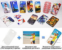Печать на чехле для Huawei Y6 Pro (Cиликон/TPU)