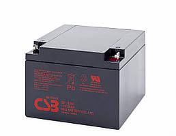Аккумуляторная батарея CSB GP 12260 (12В, 26Ач)