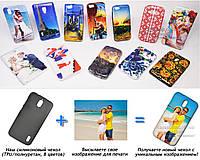 Печать на чехле для Huawei Y625 Dual Sim (Cиликон/TPU)