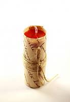 Shibari Studio - Свеча ручной работы красная S (280305)