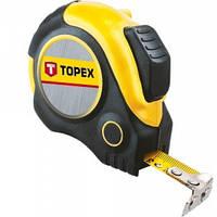 Рулетки Topex 3м*19мм супер-магнит