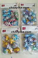 Шоколадные игрушки на ёлку 100 г