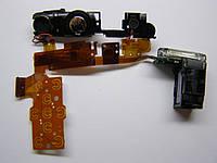 Модуль вспышки (со шлейфом) Canon A2400, Б/У