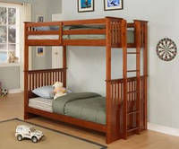 Двухъярусная кровать-Кузя