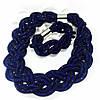 Браслет синий 9902
