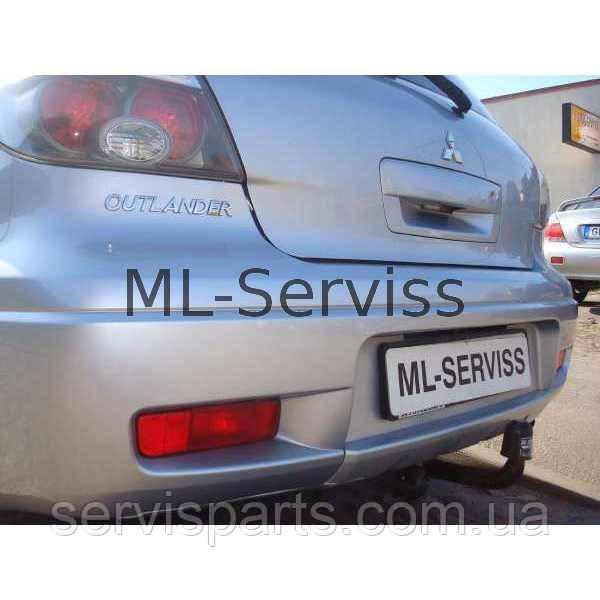 Фаркоп Mitsubishi Outlander 2003-2007 (Мітсубісі Аутлендер)