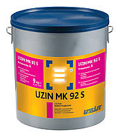 Клей для паркета UZIN MK 92S (10кг) 2х компонентный ПУР