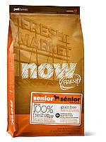 NOW! (Нау!) Сухой корм Беззерновой Контроль веса с Индейкой, Уткой и овощами, 2,72 кг