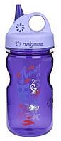 Бутылкочка Nalgene пластмассовая на 350ml детская
