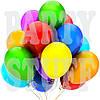 Воздушные шары Gemar G90 пастель ассорти 10' (26 см) 100 шт
