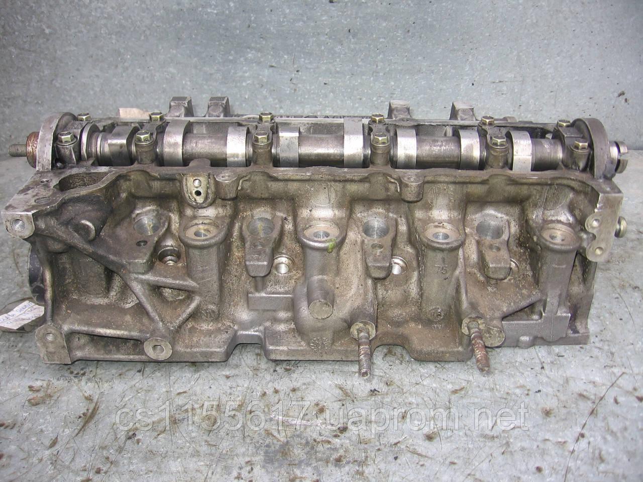 Головка блока цилиндров K9K03 б/у 1.5dci на Renault: Megane 2, Kangoo, Clio 2, Modus, Thalia