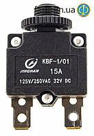 Автоматический выключатель генератора (15 А)