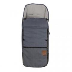 Теплый конверт для коляски Mutsy EVO, цвет Industrial Grey
