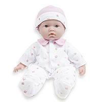 Кукла младенец La Baby, JC Toys.  Дизайн Berenguer.