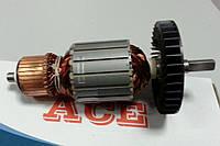 Якорь (ротор) для цепной пилы Vorskla ПМЗ-405; Витязь ПЦ-2200; Протон ПЦ-2000; Stern CS-405YT (181*54/ усеченный вал)
