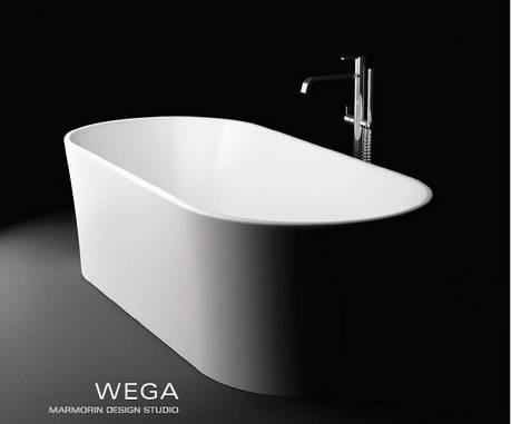 Ванна мраморная Marmorin Wega P515170020010, фото 2