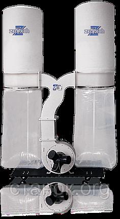 Zenitech FM 300 SA пылесос, пылесборник, стружкосборник, аспирация зенитек фм 300 са, фото 2