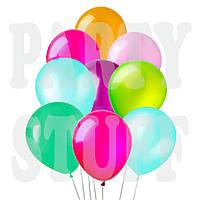 Воздушные шарики Gemar ассорти пастель 14'(36 см) 100 шт