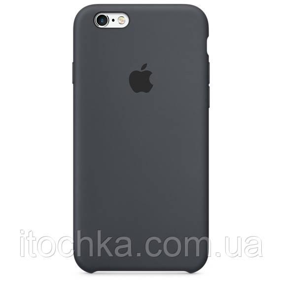 Original silicone case for iPhone 6 Black