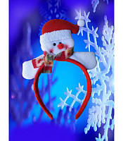 Обруч Снеговика