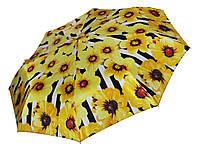 Женский зонт Три Слона в сумочке ( полный автомат ) арт.170-2