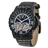 Мужские наручные часы Roger Dubuis Excalibur Double Flying Tourbillon All Black