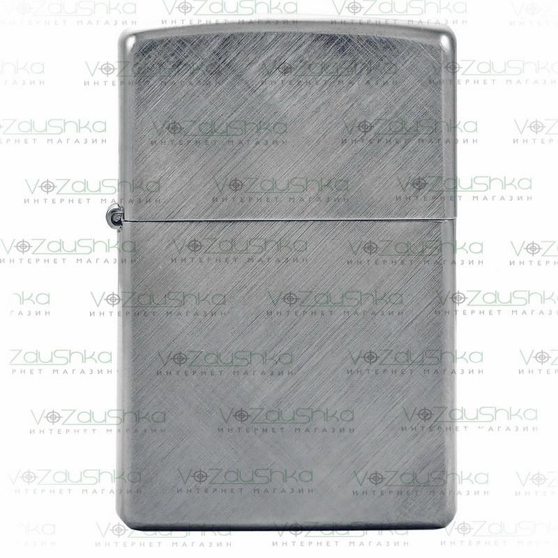 Бензиновая зажигалка Zippo 28182 Reg Diagonal Weave