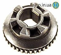 Ответная часть шестерни электропилы (прямые шлицы)