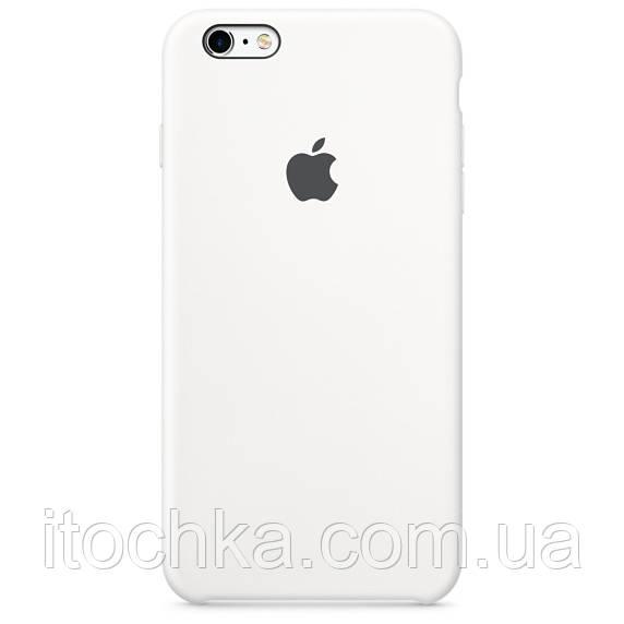 Original silicone case for iPhone 6 White (copy)