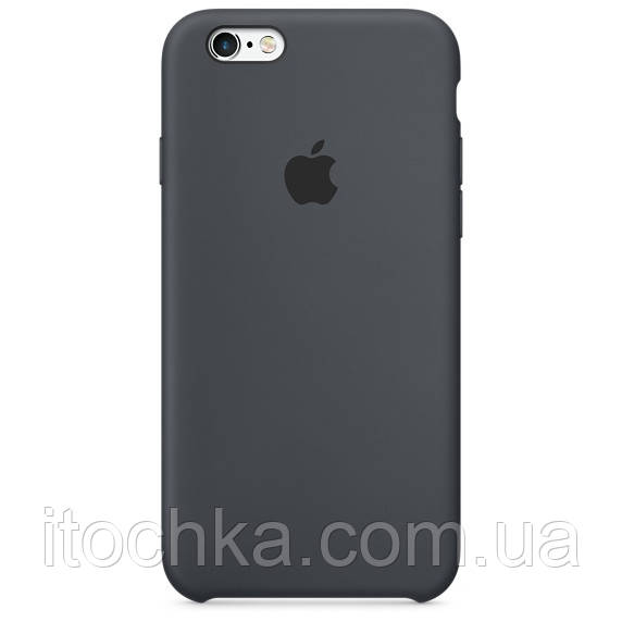 Original silicone case for iPhone 6 space gray (copy)