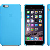 Original silicone case for iPhone 6 Blue  (copy)