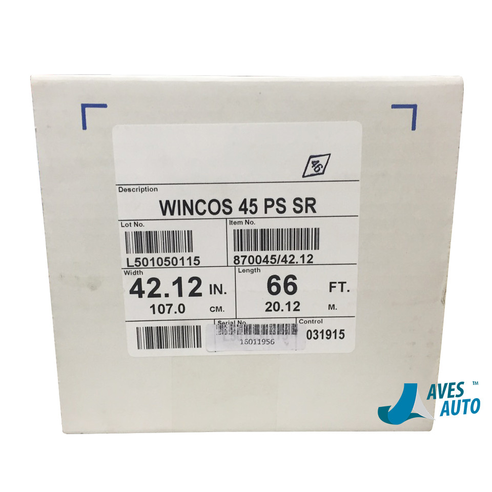 Атермальная пленка Madico Wincos HCD 45, 1,07 м