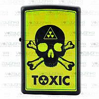 Бензиновая зажигалка Zippo 28310 Toxic, фото 1