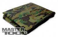 Mastertool Тент камуфляж 90 г/м2, 5х8 м, Арт.: 79-8508