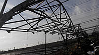 Теплицы Митлайдера 6х12 под поликарбонат премиум 6 мм (ширина 6 метров)